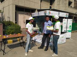 RLG India E-Waste Management - Clean to Green Campaign